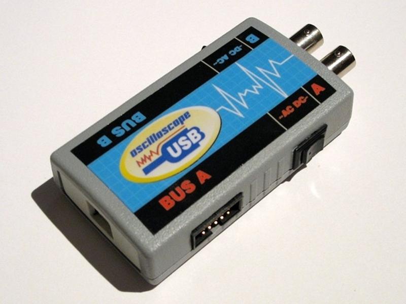 Picture of USB Oscilloscope Disco-2